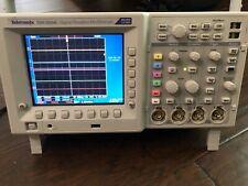 Tektronix TDS 3034C Digital Oscilloscope 300 MHz 4 Channel 2.5 GS/s