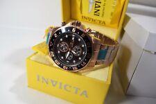 Invicta Men's Specialty Analog Display Japanese Quartz Rose Gold Watch 15943