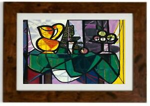 The Studio by Pablo Picasso Framed Print