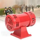 MS-490 High decibel Electric Air Raid Siren Horn Motor Mining Industry Siren NEW