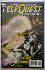 ElfQuest The Discovery #1, Richard Pini Wendy Pini DC 2006, NM/UNREAD