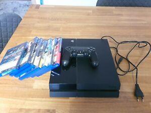 Sony PlayStation 4 500GB Konsole - Schwarz