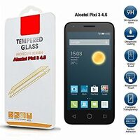 "FOR ALCATEL PIXI 3 (4.5"") TEMPERED GLASS MOBILE PHONE SCREEN PROTECTOR"