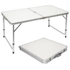 Campingtisch ca.120x60cm Klapptisch Koffertisch Falttisch Aluminium Tisch stabil