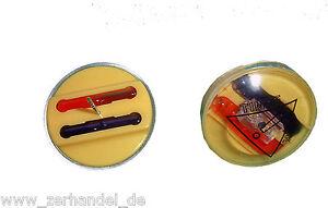 100 Farbetiketten Yopaint Ø38 ohne Alarm zur Warensicherung Artikelsicherung