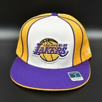 Los Angeles Lakers Reebok NBA Unisex Adult Fitted Cap Hat - Size: 7