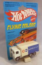 HotWheels Flying Colors 1174 Hiway Hauler North American with Black Wall Wheels
