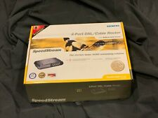 Siemens Ss2614 SpeedStream 4 Port Dsl/Cable Router with Print Server
