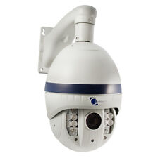 LineMak HD-MAK, IP PTZ Dome camera, Sony CCD Sensor, 2.0Mp/1080p, IP66/IK6, PoE.