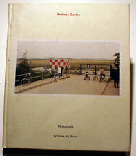 ANDREAS GURSKY/PHOTOGRAPHS/1984-1993/ED SCHIRMER ART BOOKS/1994