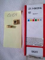 10 NEW SANDVIK L331.1A-084523H-WL CARBIDE INSERTS. GRADE 1025. {Q159}