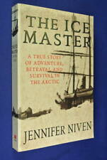 THE ICE MASTER Jennifer Niven ARCTIC EXPEDITION Polar Travel Exploration Book