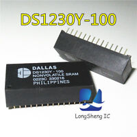 5PCS NEW DALLAS DS1230Y-100+ DS1230Y-100 DS1230Y100 - 1230Y1