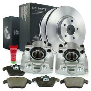 Bremssättel + Bremsbeläge + Bremsscheiben 300mm vorne Ford Mondeo IV BA7 Van