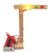 EB_ Kids Traffic Light Electronic Building Stem Education Science Experiment Toy