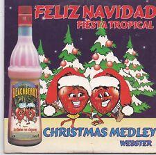 Feliz Navidad-Fiesta Tropical Christmas Medley cd single