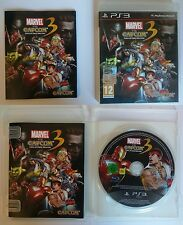 Marvel vs. Capcom 3 : Fate of Two Worlds - Sony PlayStation 3 - PS3 - ITA - Raro