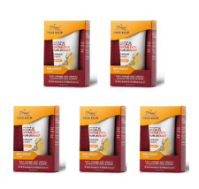 5 X 50 G Tiger Balm Neck & Shoulder Rub Boost Extra Strength Warm Pain Relief