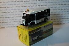 Camion réédition DINKY TOYS atlas : N° 566 Citroën HY Police