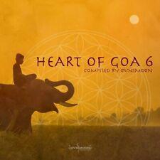 Heart Of Goa Vol 6 by Ovnimoon - VA  (CD,2018)  [Goa Trance / Rare / Import]