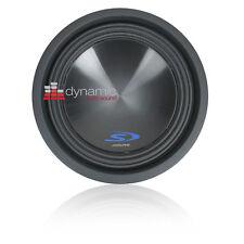 "ALPINE SWS-10D4 10"" Dual 4-Ohm Type-S Series Car Audio Subwoofer Sub New"