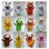 Animal Wildlife Hand Glove Puppet Soft Plush Puppets Kid Childrens Toy 12Partten
