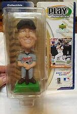 UPPER DECK PLAY MAKERS - CAL RIPKEN JR - BOBBLE HEAD DOLL 2001 MLB EDITION NIB