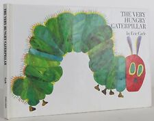 ERIC CARLE The Very Hungry Caterpillar INSCRIBED EDITION
