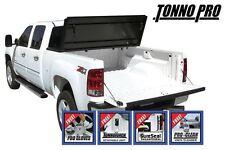 TonnoPro Hard TriFold Tonneau Cover 02-17 Dodge Ram 1500 Long Bed 8'