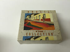 BRAZIL 4 CD BOX The Ultimate Collection  RARE 1991 GAL COSTA ETC NB SEE NOTE