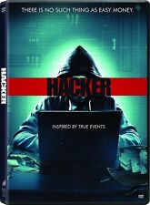Hacker (2017, DVD NEW)