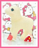 ❤️My Little Pony MLP Vtg G1 Style HQG1C Baby Pegasus Sparkle Glitter Blank❤️