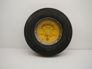 COLLECTIBLE - Tire Ashtray | Mohawk Tires | Super Thick | Dover, NH