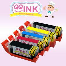Full set EDIBLE ink Canon PGI-270 CLI-271 MG5720 MG6820 MG6821 TS5020 TS6020