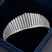 Luxury Wedding Bridal Zircon Crown Tiaras Headbands Hairband Accessories Jewelry