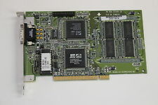 ATI 1022552920 PCI MACH64 VIDEO ADAPTER 109-25500-20 EXM255 WITH WARRANTY