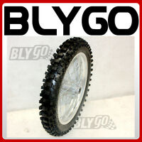 "90/100 - 16"" Inch Alloy Rear Wheel Rim Knobby Tyres Tire PIT PRO Trail Dirt Bike"