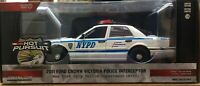 GREENLIGHT 85511 85512 or 85513 HOT PURSUIT DODGE PLYMOUTH FORD Police Car 1:24