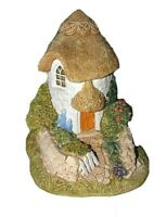 Lilliput Lane Thimble Cottage 1995 Vintage Miniature House