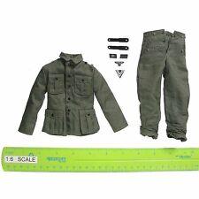 Heinrich Sager - Uniform Set - 1/6 Scale - Dragon Action Figures