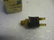 CHEVROLET CITATION AND CHEVETTE P/S PRESSURE SWITCH GM 14032098 NOS