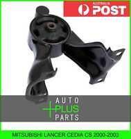Fits MITSUBISHI LANCER CEDIA CS 2000-2003 - Rear Engine Mount Manual