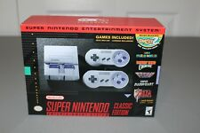 Super Nintendo SNES Classic Edition Mini BRAND NEW & SEALED!
