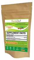 PURE Ashwagandha Root 20x Extract Powder 20% Withanolides Withania Anti-stress