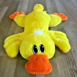 Dan Dee Duck Large 32 inch Floppy Flat Plush Collectors Choice Easter