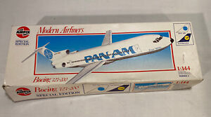 Airfix 1:144 Modern Airliners Pan Am Boeing Jet 727-200