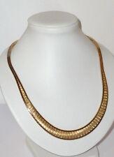 Alte goldene Kette 585er Gold 14K Halskette Colier Goldkette 49gr. Juwelierstück