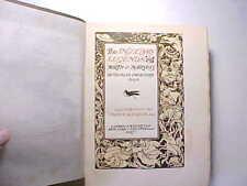 1907 ARTHUR RACKHAM ILLUSTRATED BOOK INGOLDSBY LEGENDS 24 color plates 549 p