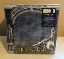 The Lord of the Rings:The Return of the King Extended , Collectors Dvd Gift Set