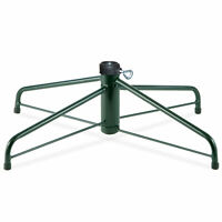 "National Tree Company 28"" Folding Tree Stand for 7 1/2' to 8' Trees w/ 1.25"" ..."